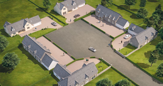 SOLD OUT – New Build Houses Near Stirling